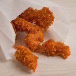 Nuggetsy w płatkach kukurydzianych